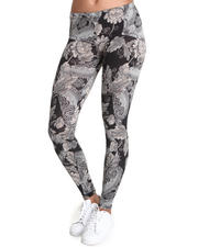 Leggings - Floral Printed Leggings