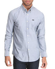 Men - That'll Do Oxford L/S Button-down