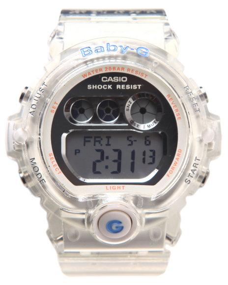 G-Shock By Casio Women Bg-6900 Off White 1SZ