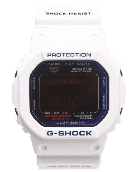 G-Shock By Casio Women G-Glide 5600 Watch White 1SZ