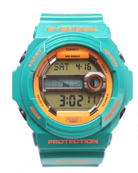 G-Shock By Casio Women Glide Glx-150 Watch Teal 1SZ