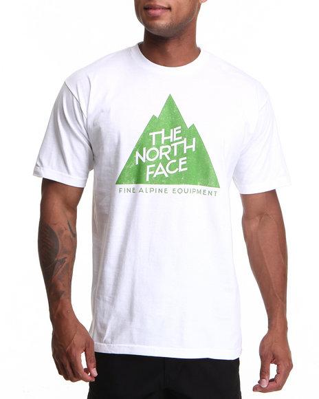The North Face White Alpine Peak S/S Tee