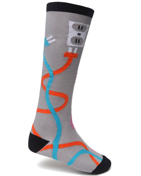 Sock It To Me Outlet Socks Grey