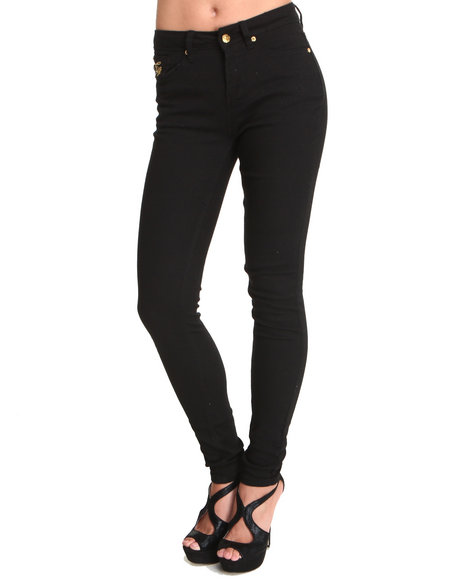 COOGI Black Free To Be Sexy Skinny Jeans