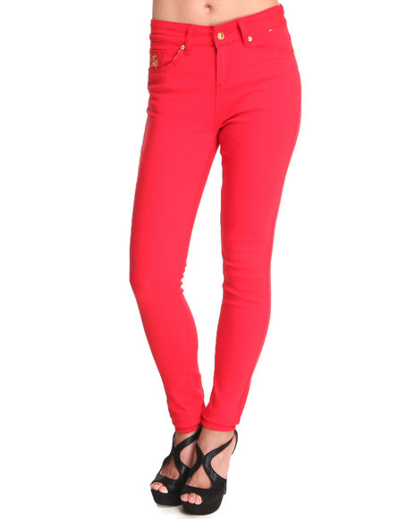 Red Jeans for Women