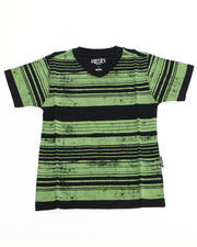 Boys - PRINTED STRIPE TEE (8-20)