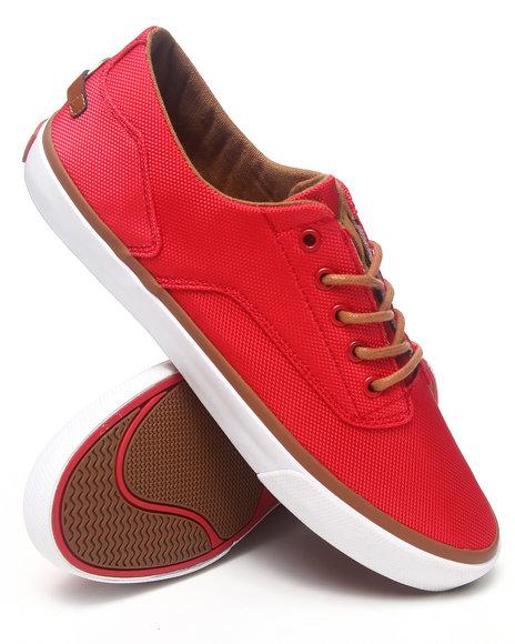 Radii Footwear Red Axel Sneakers