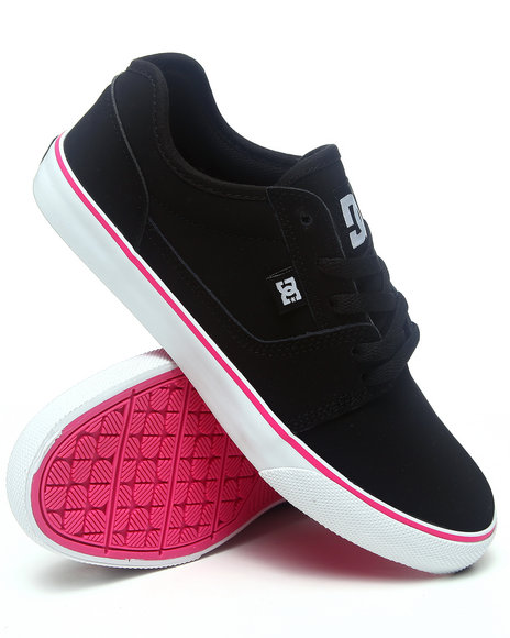 DC Shoes Flash TX white navy WBK twill shoe for men - PLAY
