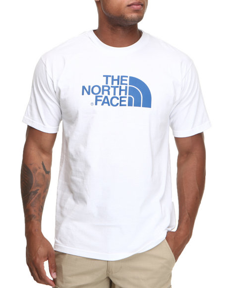 The North Face - Men White Half Dome Tee