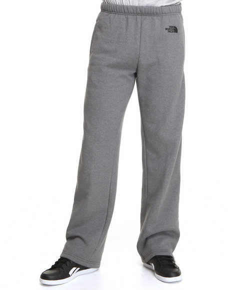 The North Face - Men Grey Logo Pants