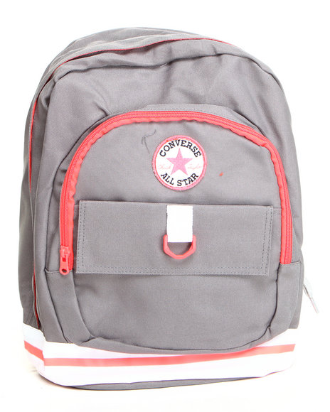 Converse Girls The Chuck Patch Backpack Grey
