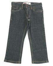 Jeans - 511 RINSED PLAYA SKINNY JEANS (4-7X)