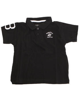 Arcade Styles - SOLID POLO (4-7)