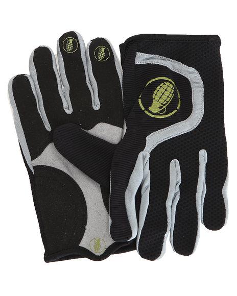 Grenade - Men Black,Green Flyer Gloves