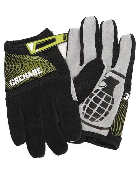 Grenade Black,Green Primo 2 Gloves