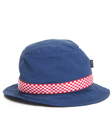 The Skate Shop Navy Selector Bucket Hat