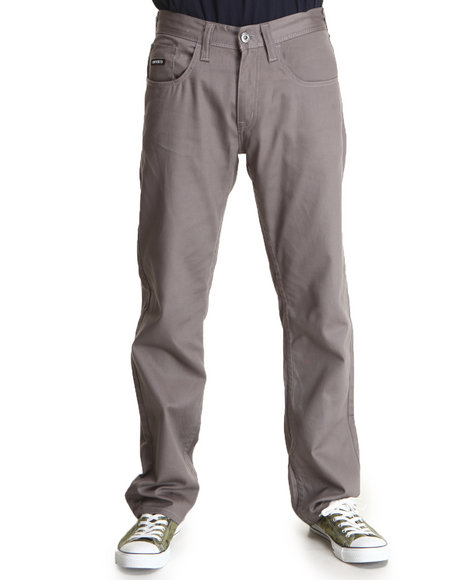 Enyce Grey New Tradition Twill Pants