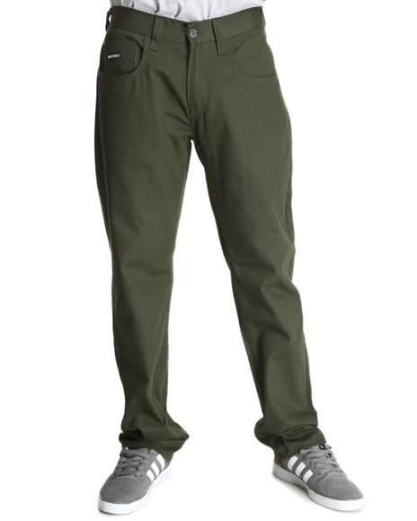Enyce Green New Tradition Twill Pants