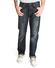 Denim - Straight Alf Organic Classic Worn Jeans