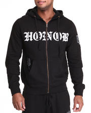 Men - Honor Zip-Up Hoodie and Sweatpants Set