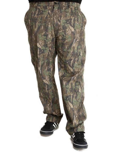 Rothco - Men Camo Desert Digital 4 Pocket Slim Fit Chino Pants (B & T)