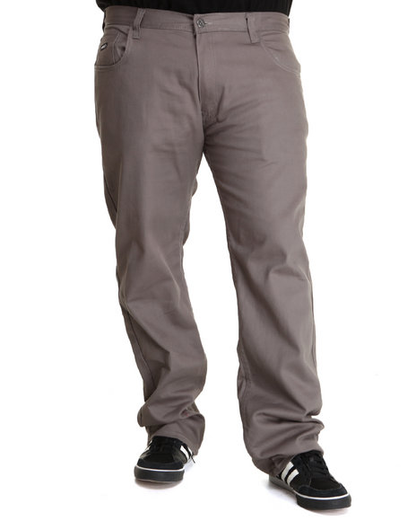 Enyce - Men Grey New Tradition Twill Pants (B&T)