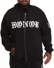 Men - Honor Zip-Up Hoodie and Sweatpants Set (B&T)