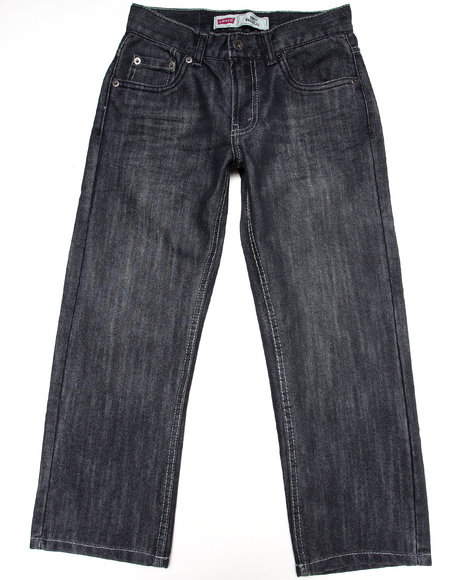 Levi's - 505 BERNABEO REGULAR FIT JEANS (8-20)