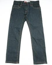 Jeans - 511 RINSED PLAYA SKINNY JEANS (8-20)