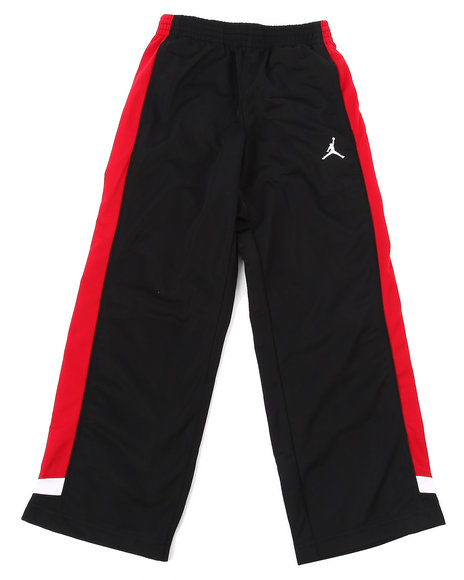Air Jordan - Boys Black Aero Fly Warm-Up Pant (4-7)