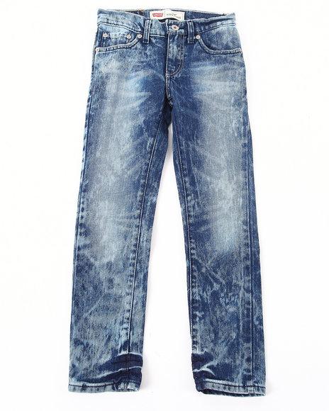 Levi's Boys Medium Wash 510 Hercules Skinny Fit Jeans (8-20)