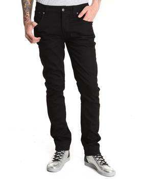 Nudie Jeans - Grim Tim Organic Black Ring Jeans