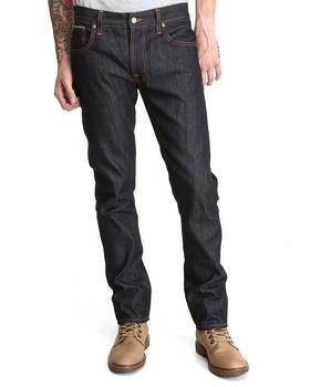 Nudie Jeans - Thin Finn Organic Dry Heavy Selvedge Jeans