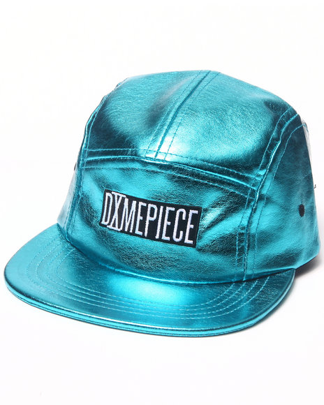 Dimepiece Women Dimepiece Zodiac Grey 5 Panel Hat Blue