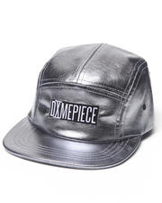 Hats - DimePiece Zodiac Grey 5 panel hat
