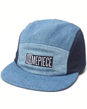DimePiece - DimePiece 4 way denim 5 panel hat