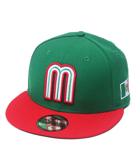 Green Fitted