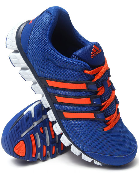 Adidas Blue Liquid Ride Running Sneakers