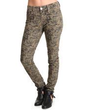 Jeans - CAMO PANTS