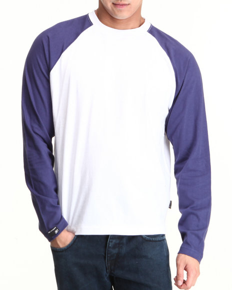Basic Essentials - Raglan Long Sleeve Top