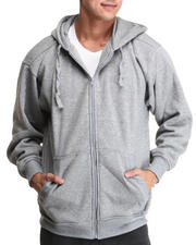 Basic Essentials - Full Zip Hoodie