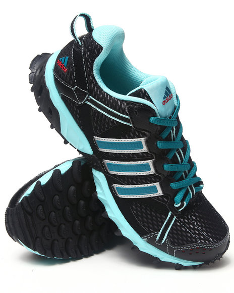 Adidas Black,Light Blue Thrasher 2 W Sneakers