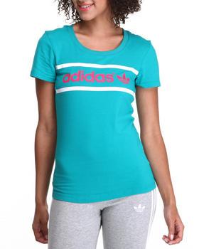 Adidas - Heritage Logo Tee