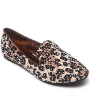 Kensie Girl - STUDDED SMOKING LOAFERS
