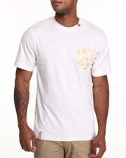Men - Peekaboo Panda S/S Pocket Tee