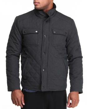 Kenneth Cole - Americana Quilted Jacket