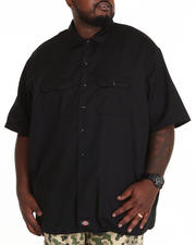 Dickies - Dickies Short Sleeve Button-Down (B&T)