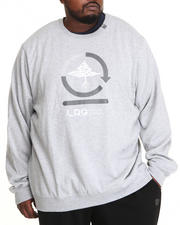 LRG - Team Cycle Crewneck Sweatshirt (B&T)