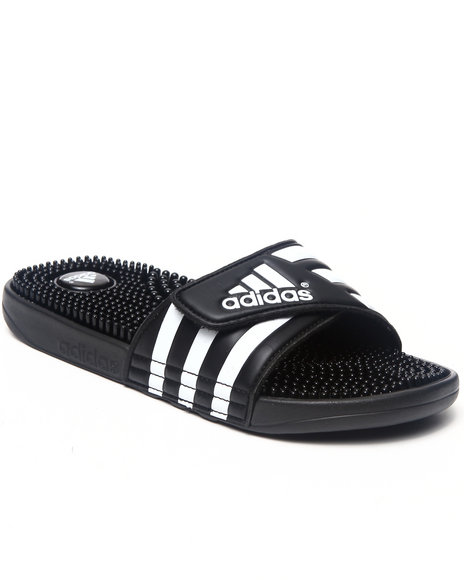 Adidas - Men Black Adissage Sandals - $30.00