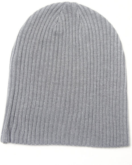 Drj Accessories Shoppe Women Basic Beanie Grey - $3.99